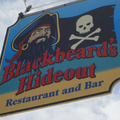 Blackbeard's Hideout