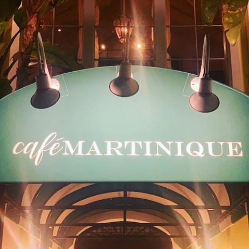 Cafe Martinique