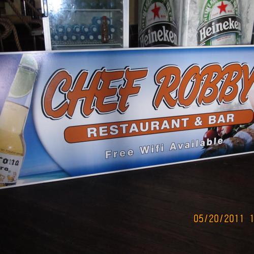 Chef Robby's Caribbean Pirates