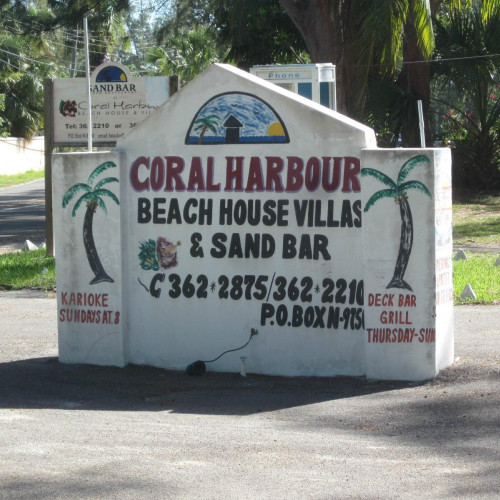 Coral Harbour Beach Villas