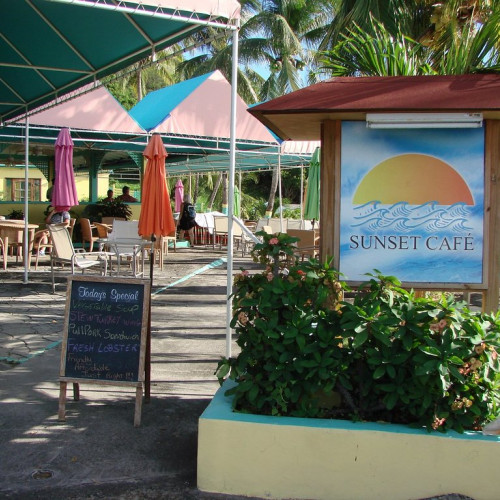 Sunset Cafe & The Dock