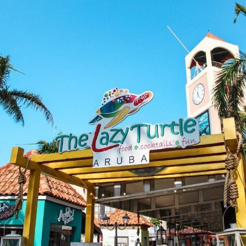 The Lazy Turtle Aruba
