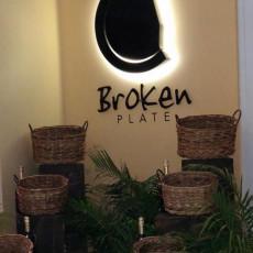 Broken Plate 7