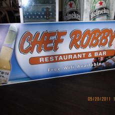 Chef Robby's Caribbean Pirates 4