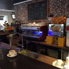 Cozy Corner Cafe 9