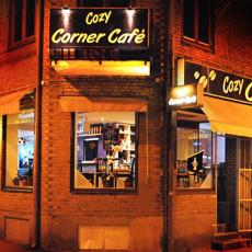Cozy Corner Cafe 13