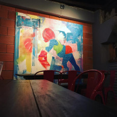 Drink Lounge and Bistro 11