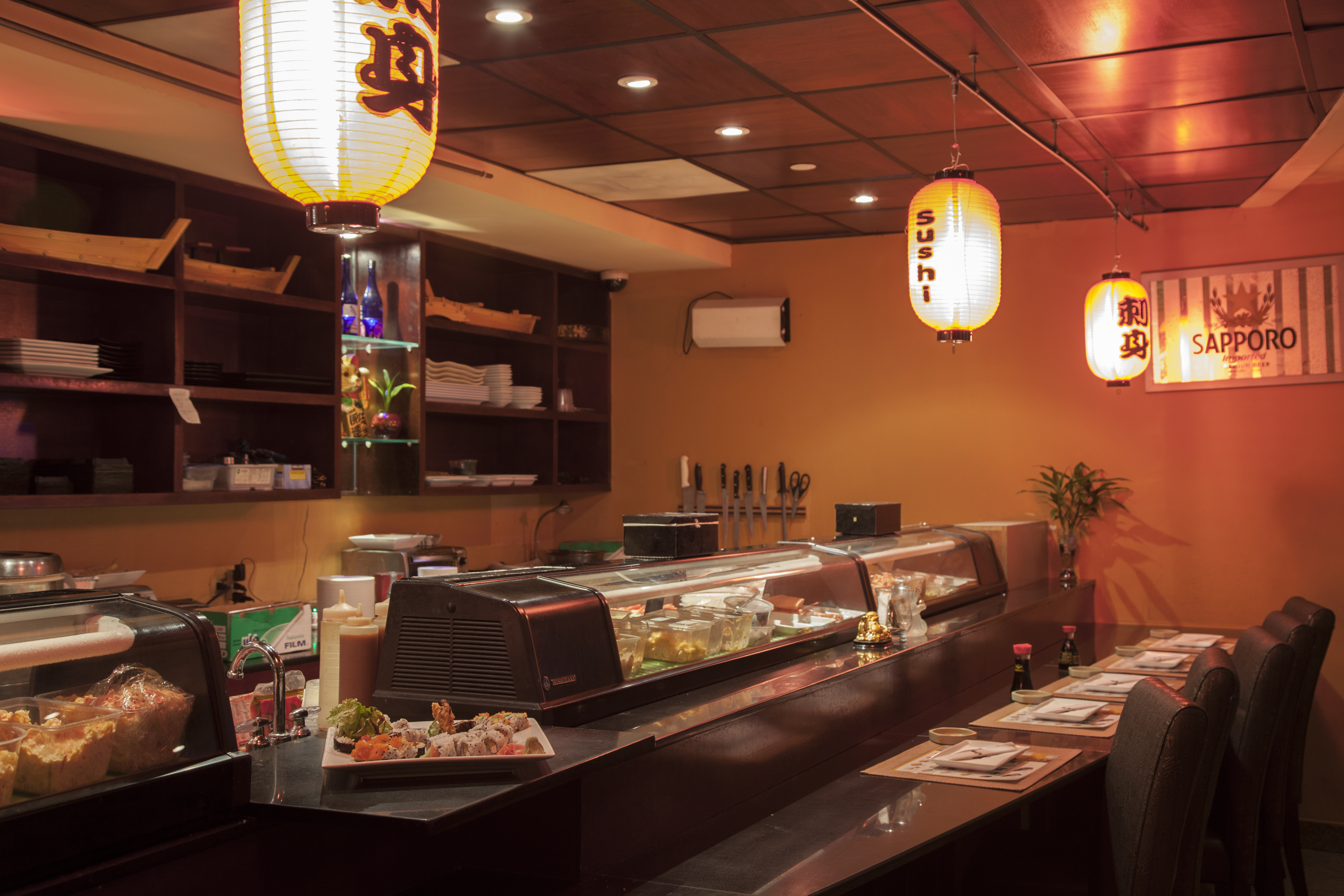 East Asian Bistro 5